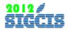 SIGCIS Workshop 2012 Logo